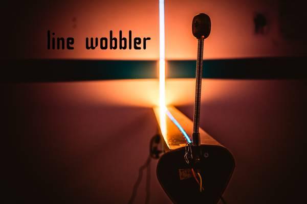 line wobbler