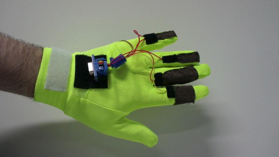 Bionic roshambo