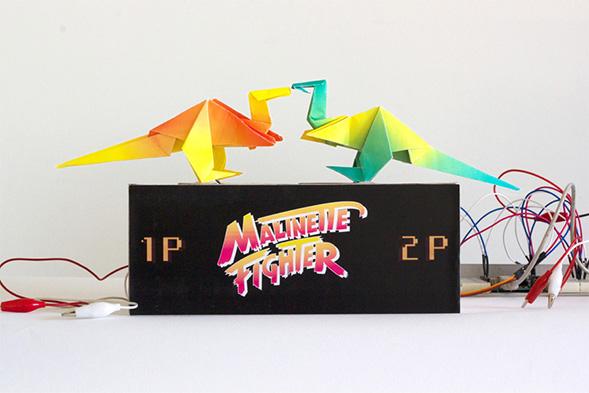 Malinette fighter