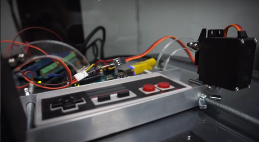 Shake That Button – Alternative controllers, video game